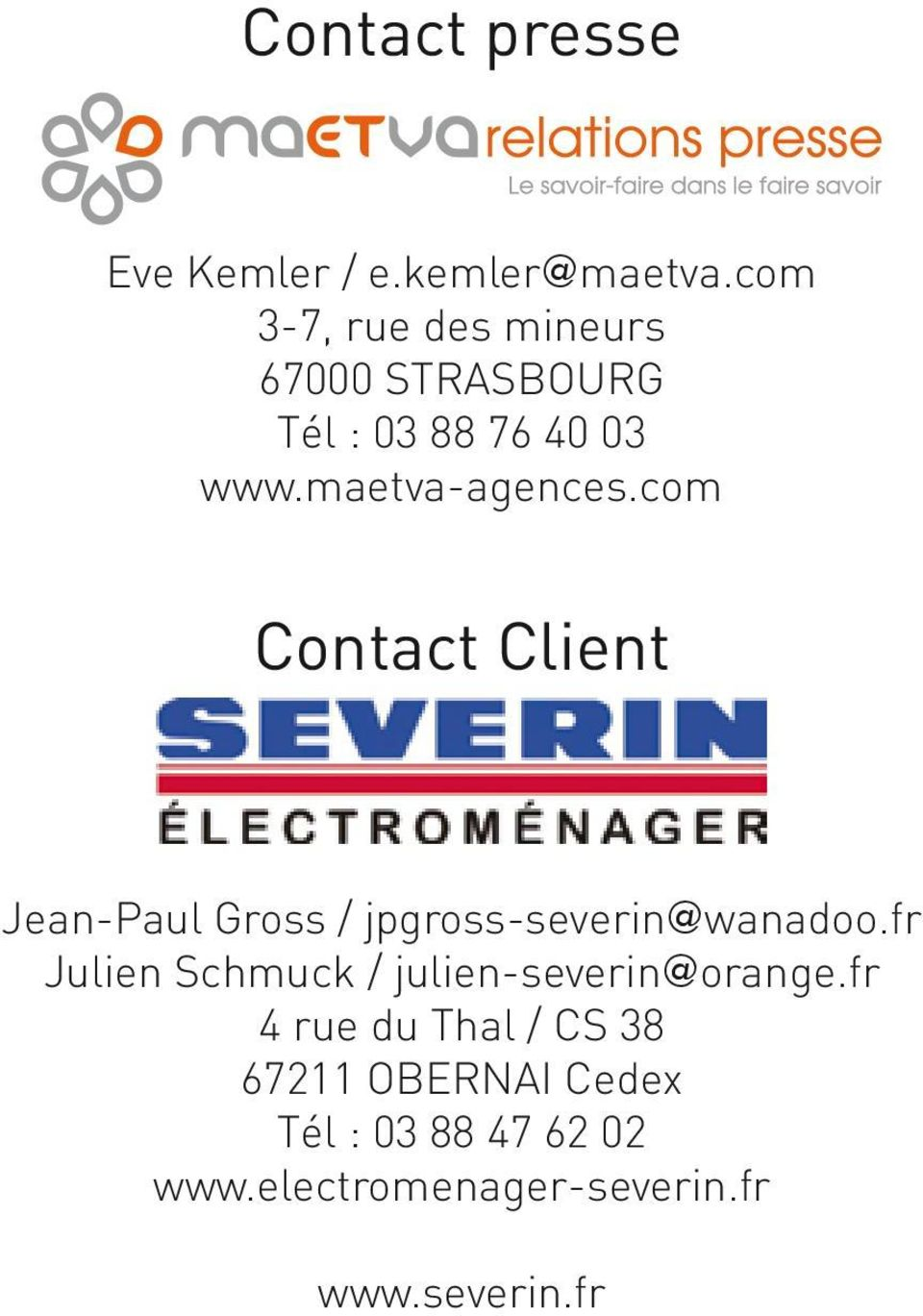 com Contact Client Jean-Paul Gross / jpgross-severin@wanadoo.