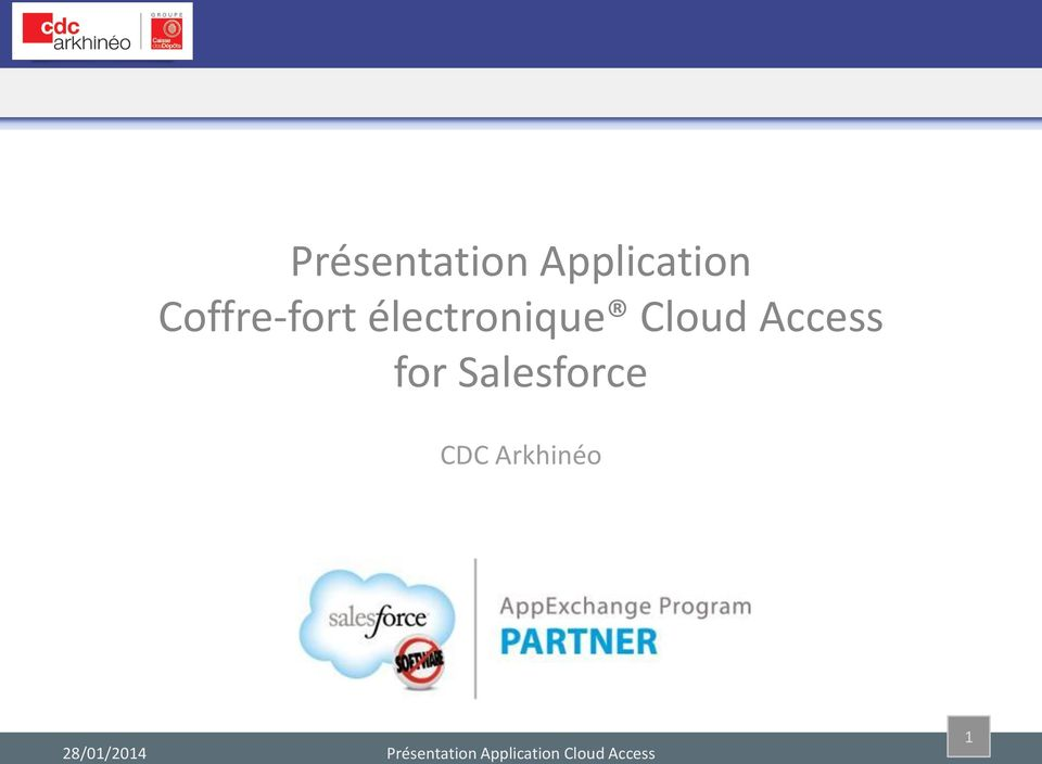 Access for Salesforce CDC
