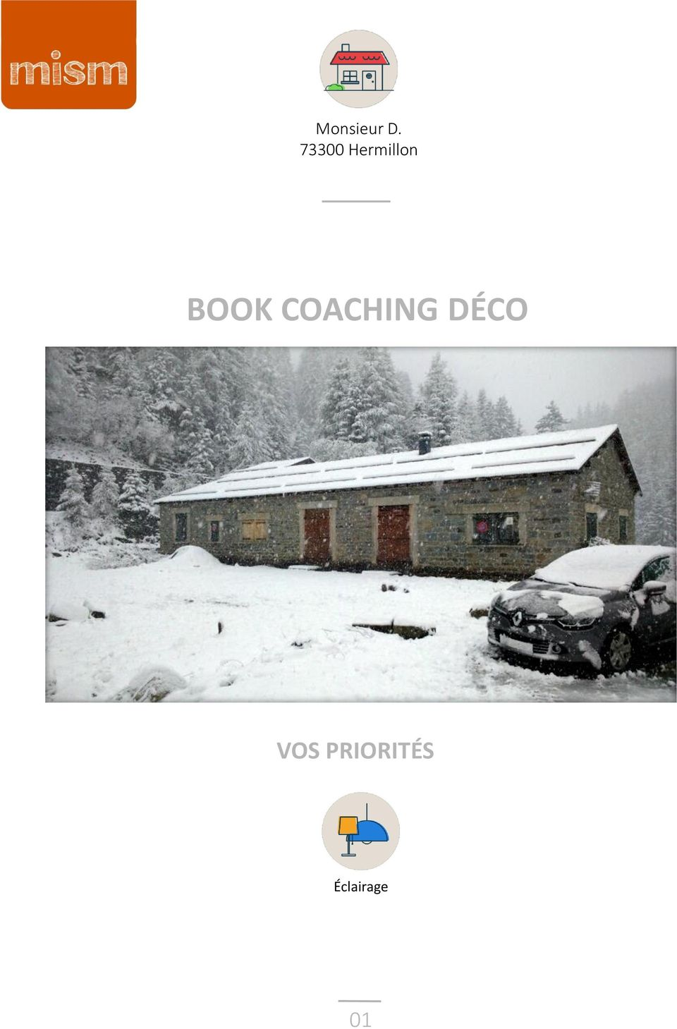 BOOK COACHING DÉCO