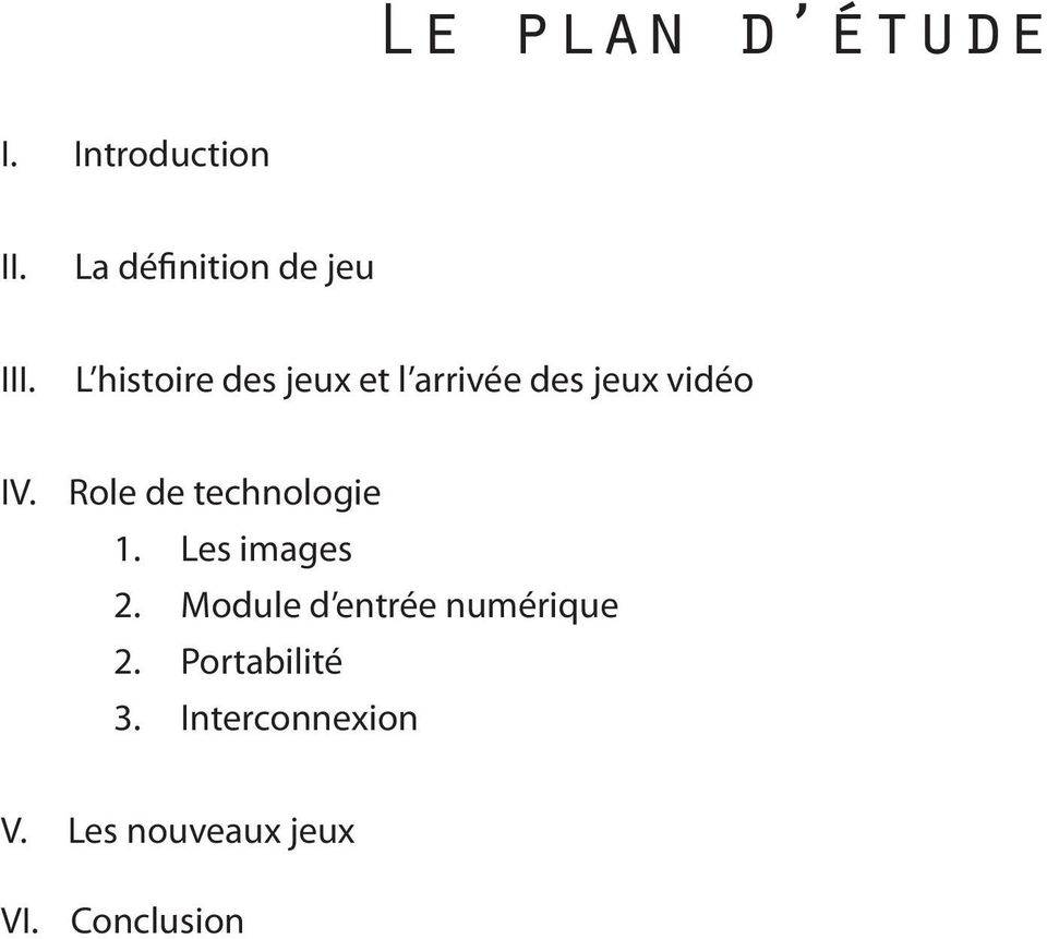 Role de technologie 1. Les images 2.