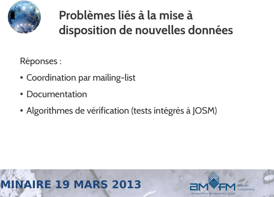 par mailing-list Documentation