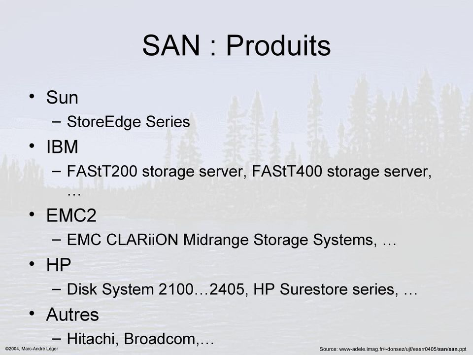 CLARiiON Midrange Storage Systems, HP Disk System