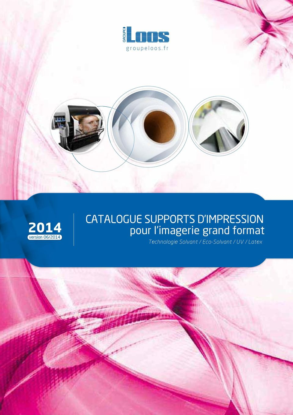 CATALOGUE SUPPORTS D IMPRESSION