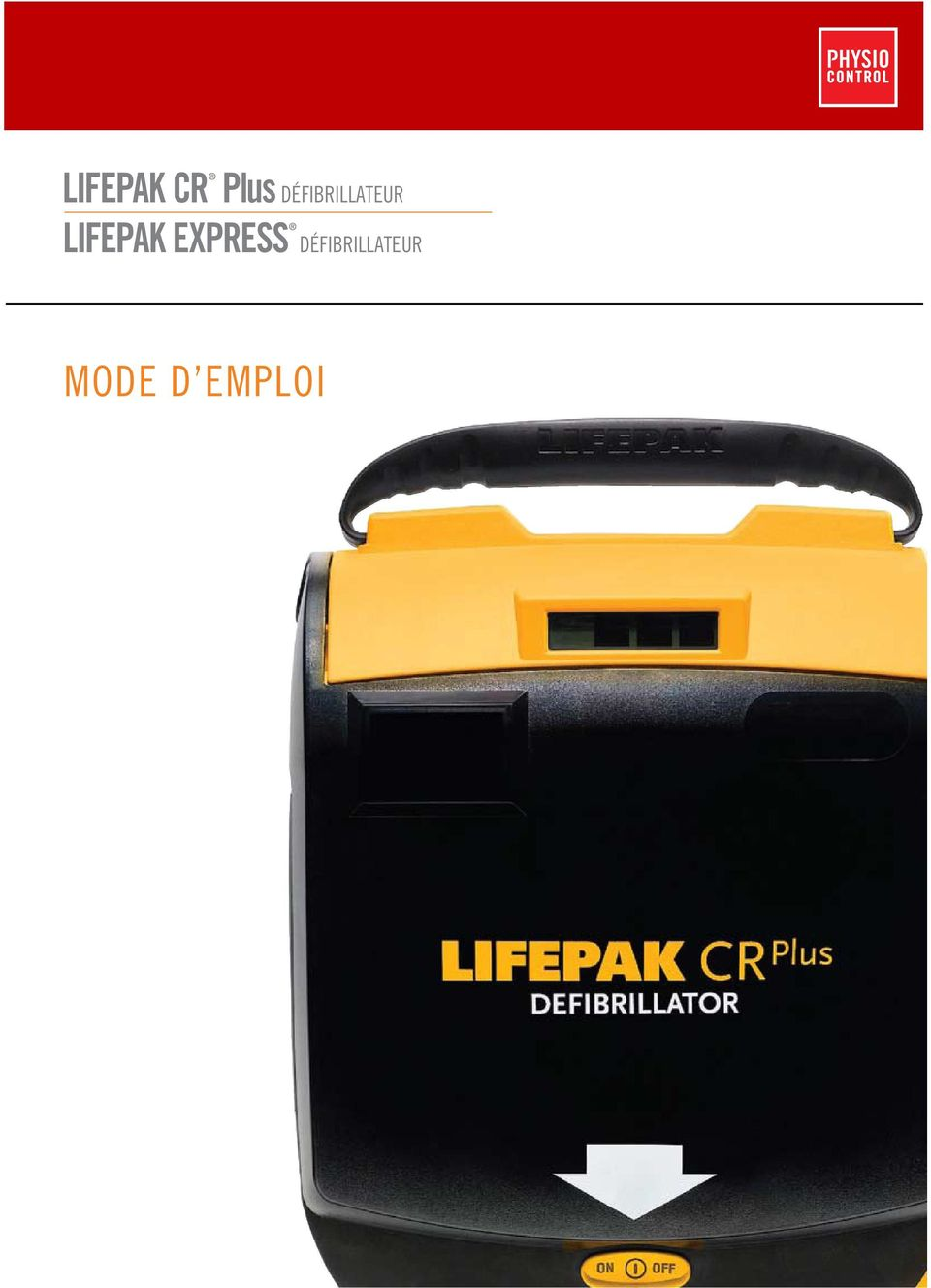 LIFEPAK EXPRESS