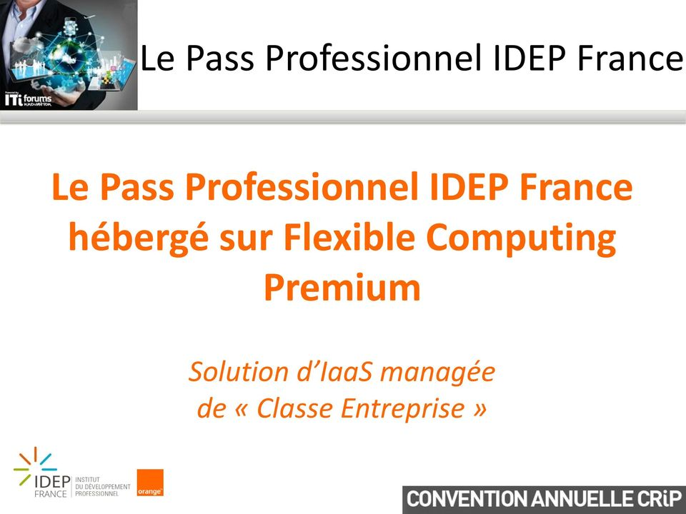 sur Flexible Computing Premium