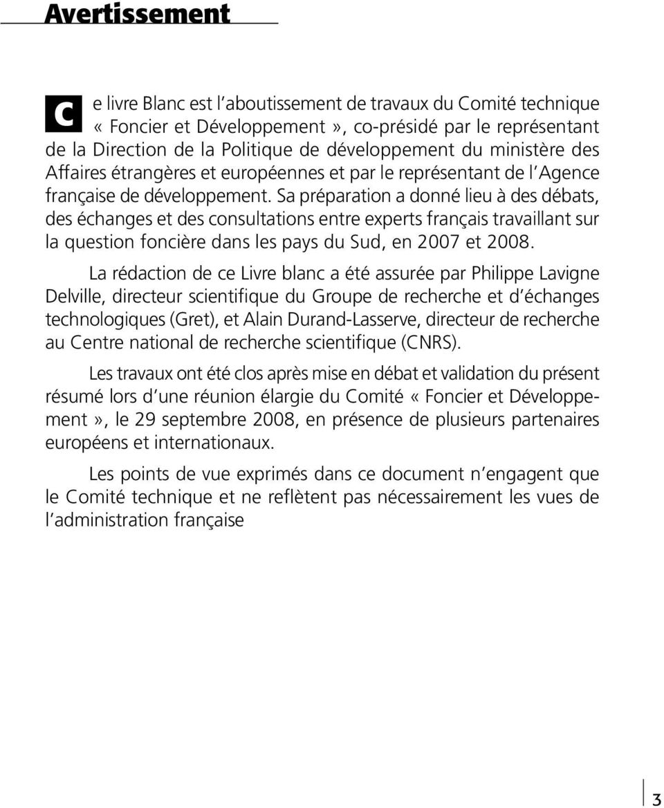 resume dune ruenion scientifique pdf
