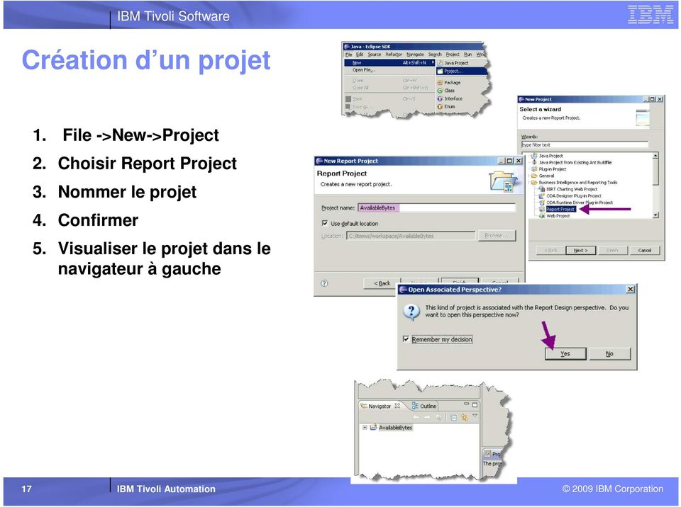 Choisir Report Project 3.