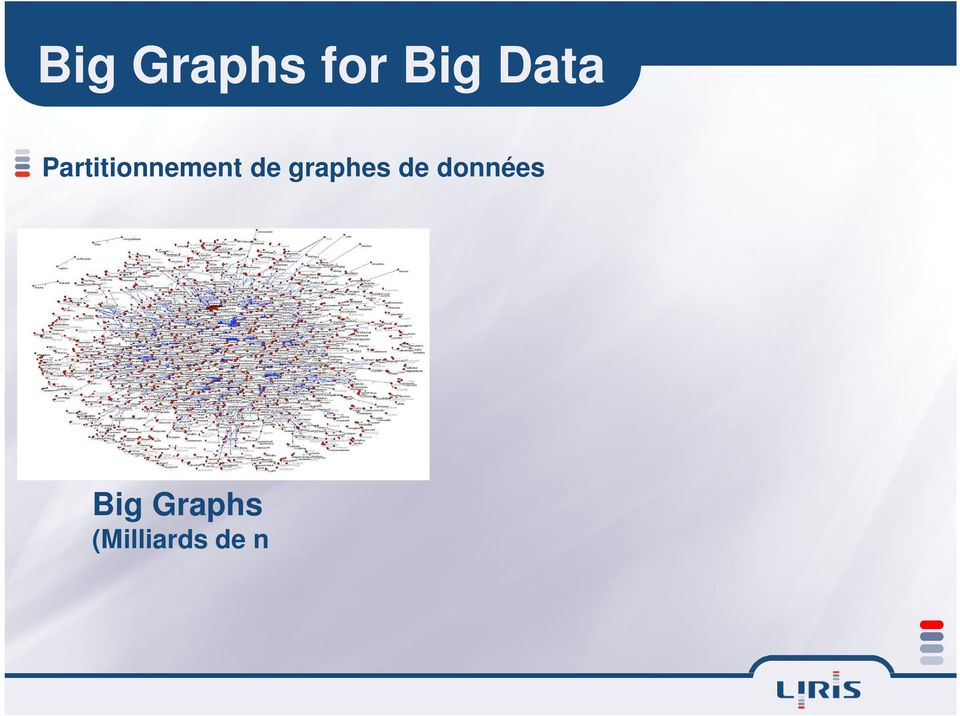OUI Big Graphs (Milliards de