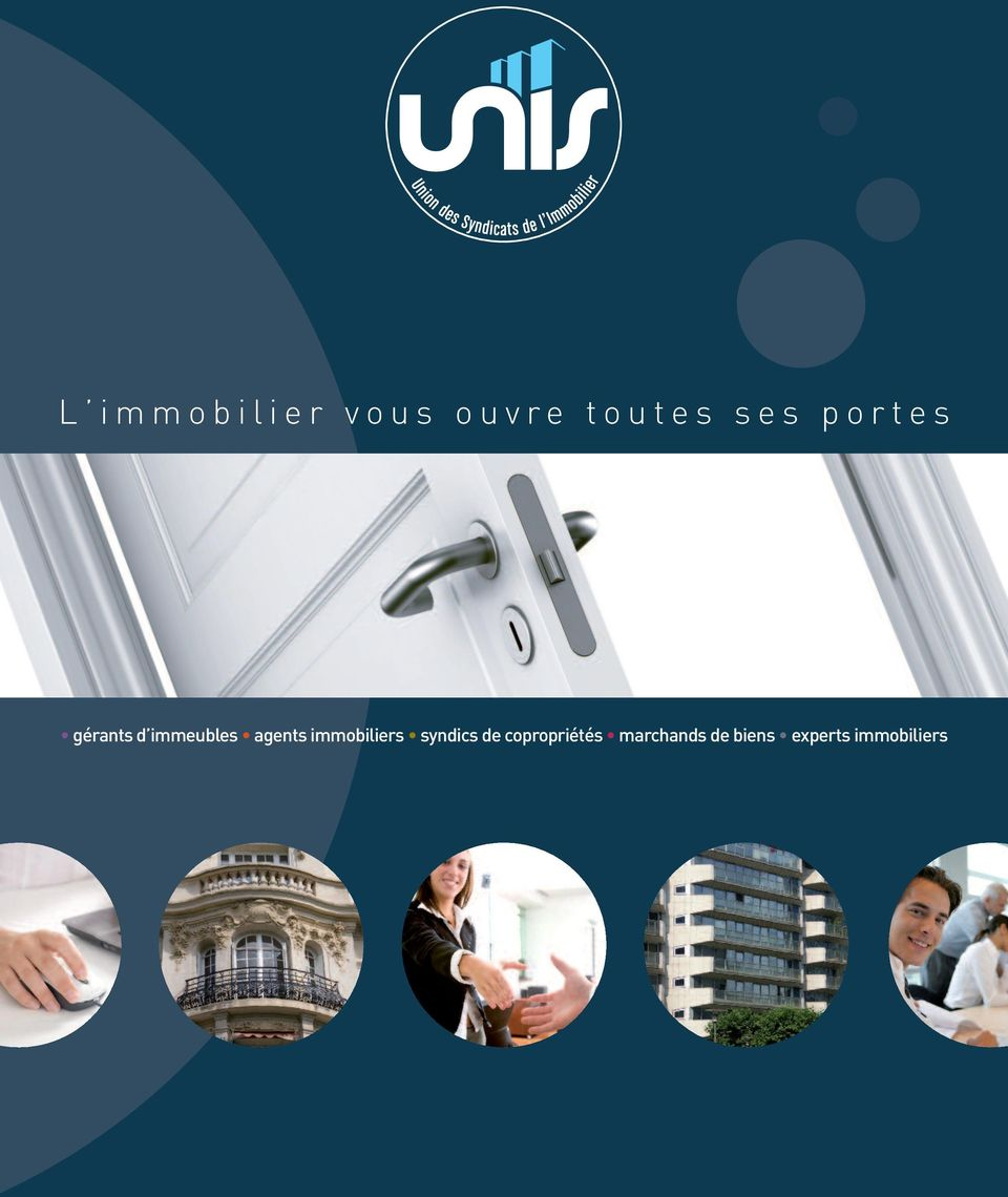 immeubles agents immobiliers syndics de