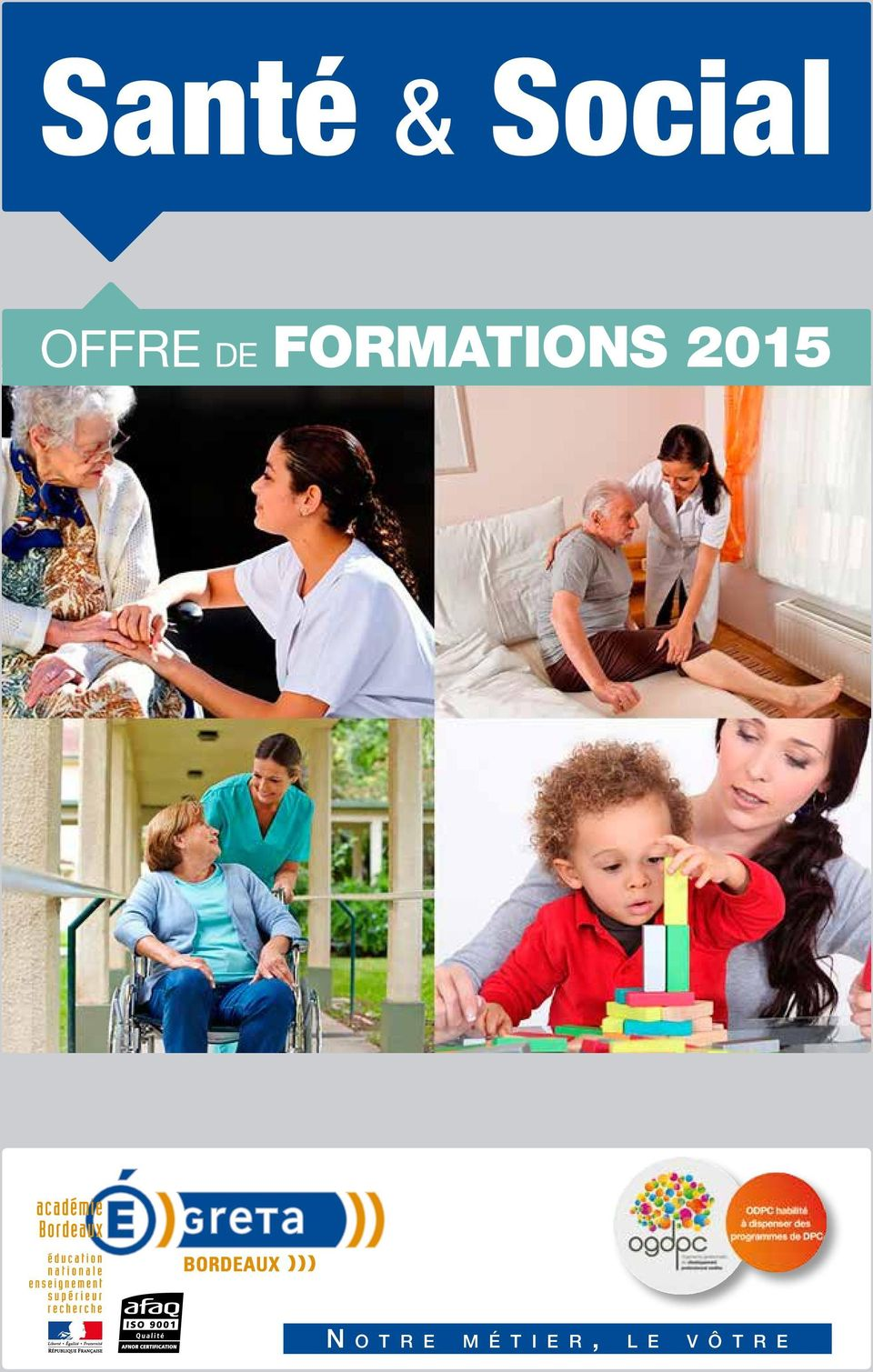 FORMATIONS 2015 N