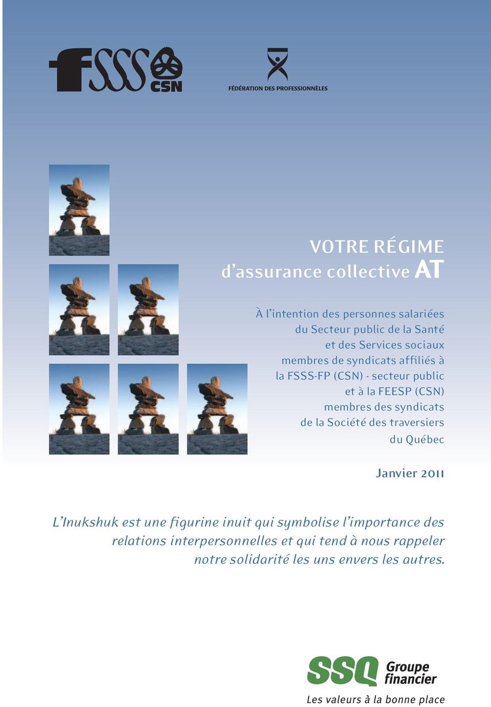 Certificat d'assurance - Polices collectives nos CPP042017