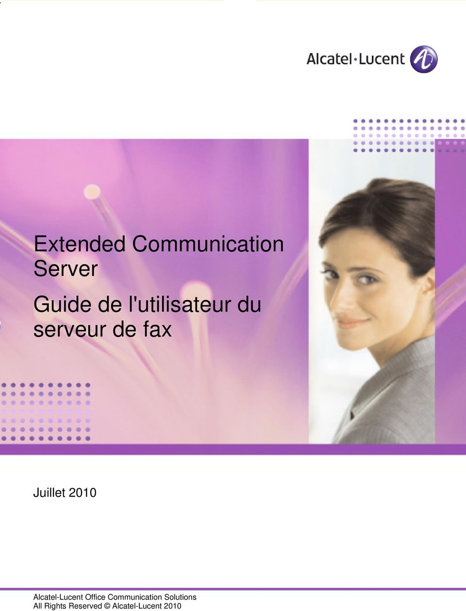 2010 Alcatel-Lucent Office Communication
