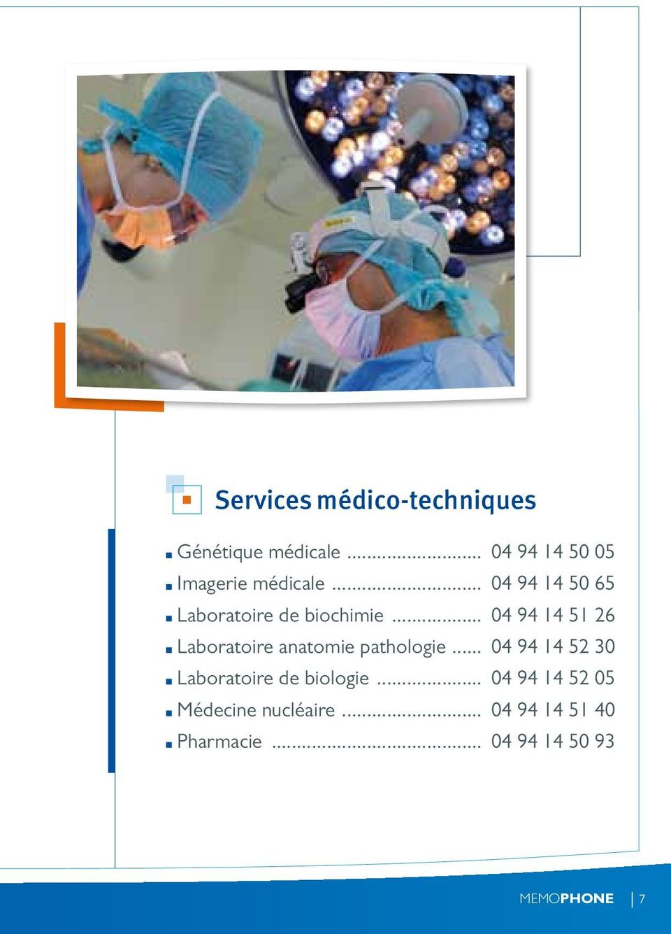 .. 04 94 14 51 26 Laboratoire anatomie pathologie.