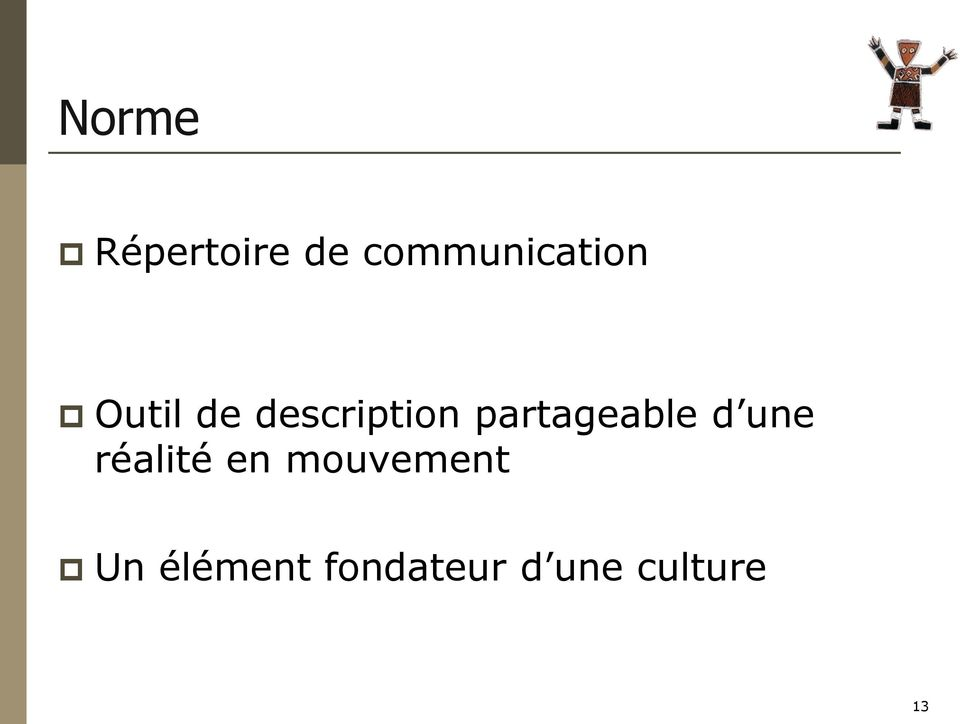 description partageable d une
