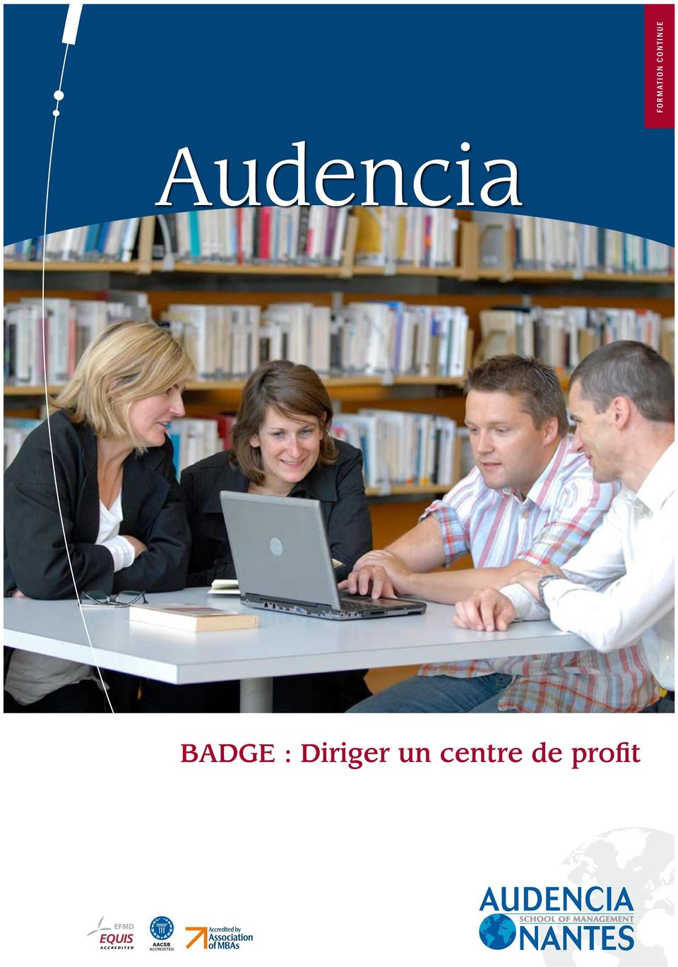 Audencia BADGE