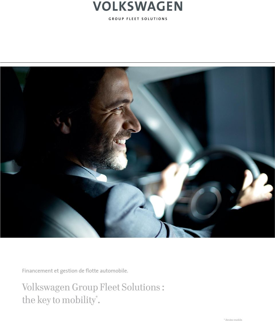 Volkswagen Group Fleet