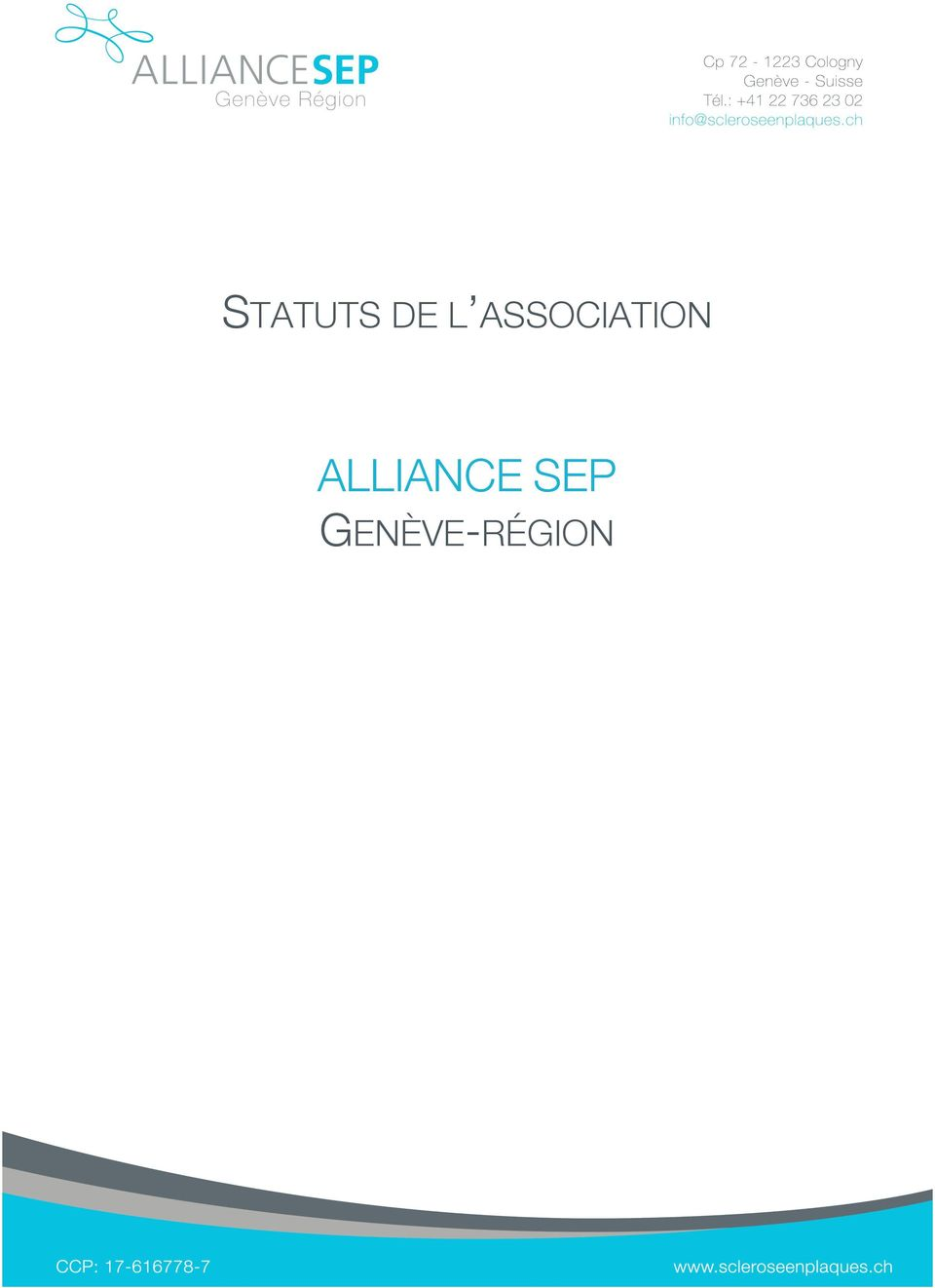 ALLIANCE SEP