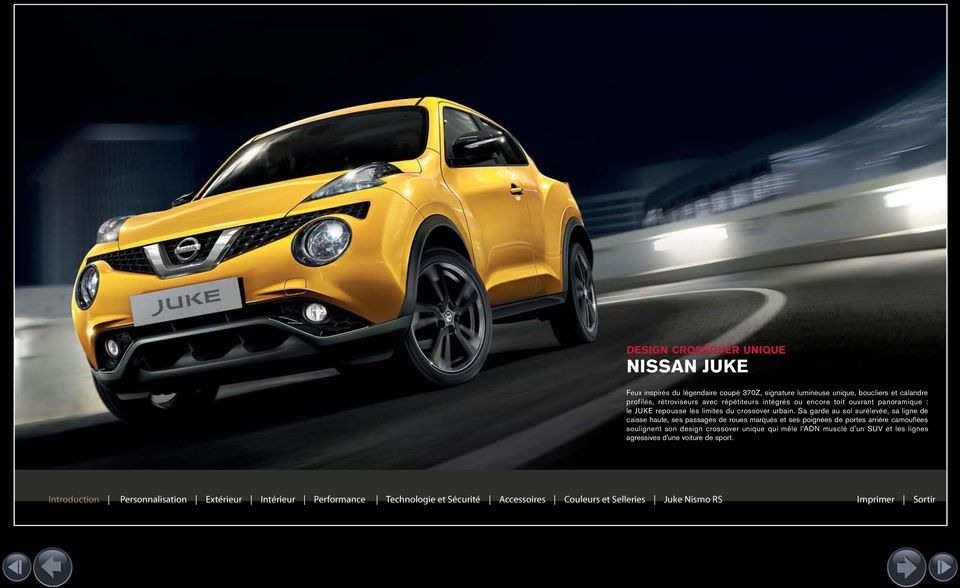 design crossover unique nissan juke pdf. Black Bedroom Furniture Sets. Home Design Ideas