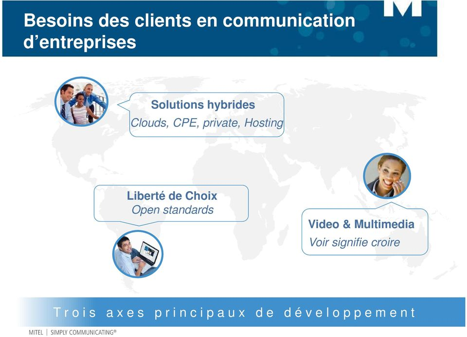 Choix Open standards Video & Multimedia Voir signifie