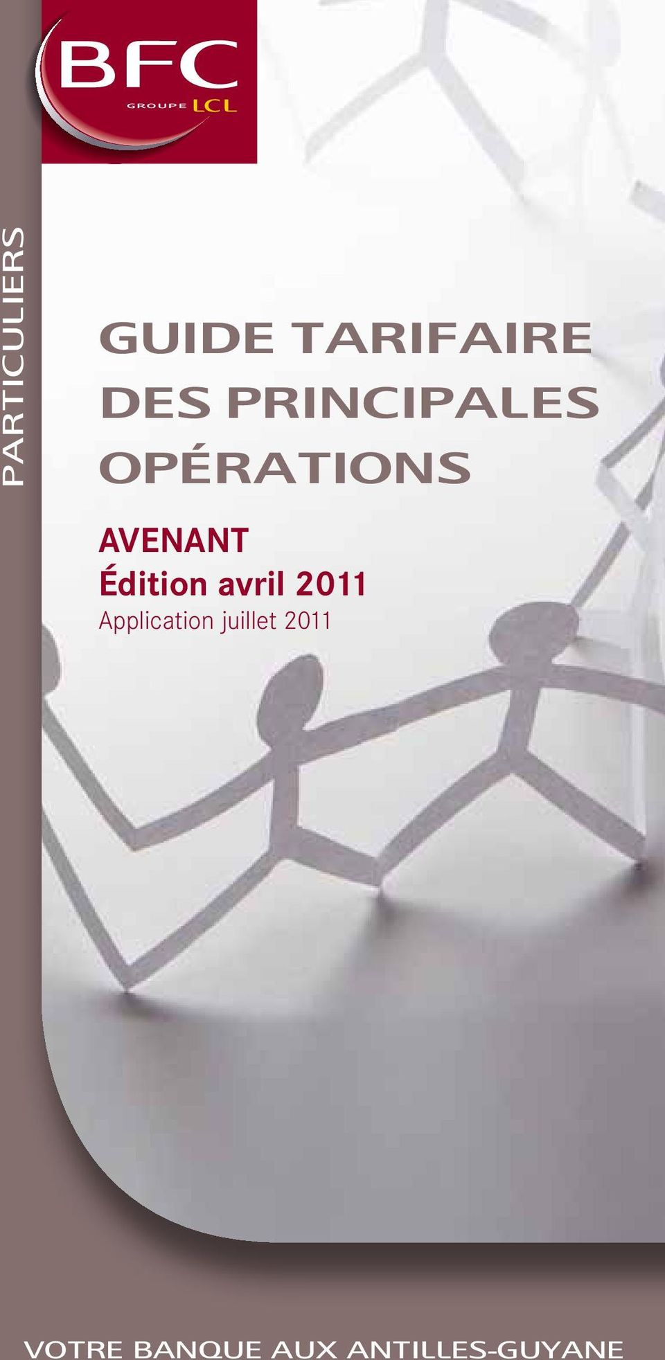Édition avril 2011 Application