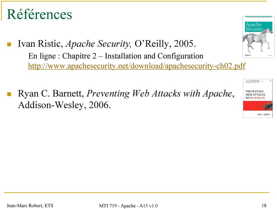 apachesecurity.net/download/apachesecurity-ch02.pdf Ryan C.