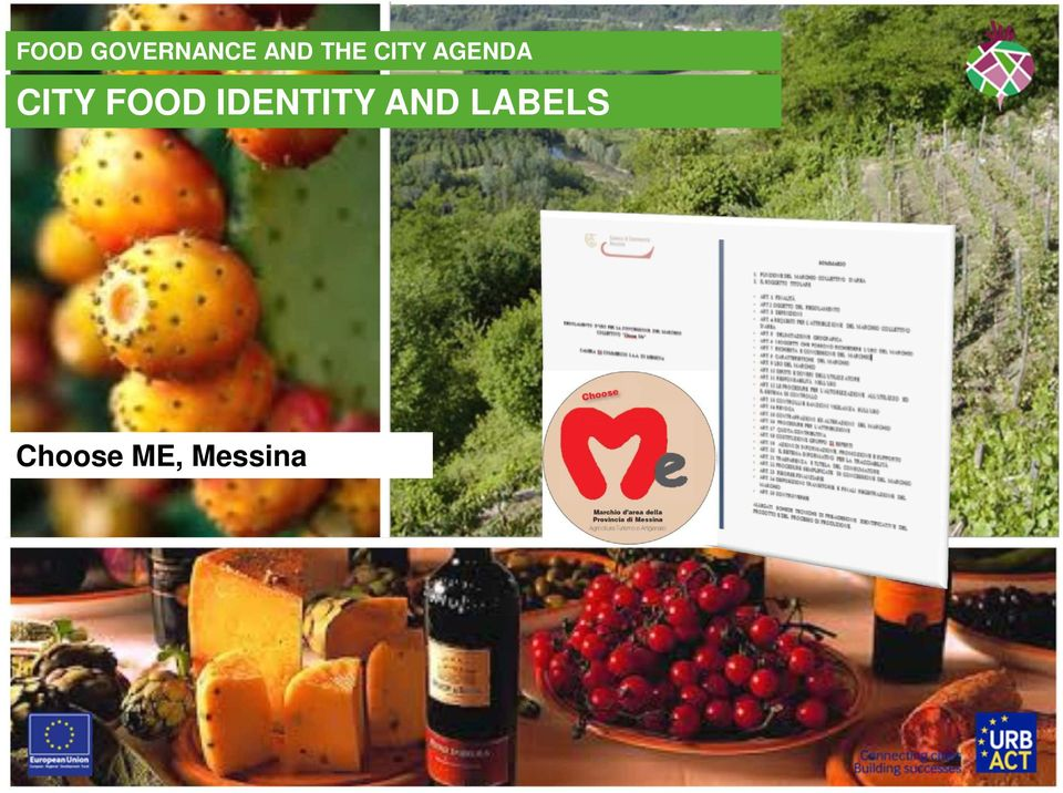 FOOD IDENTITY AND