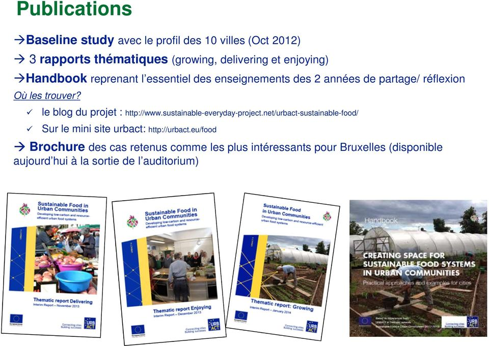 le blog du projet : http://www.sustainable-everyday-project.
