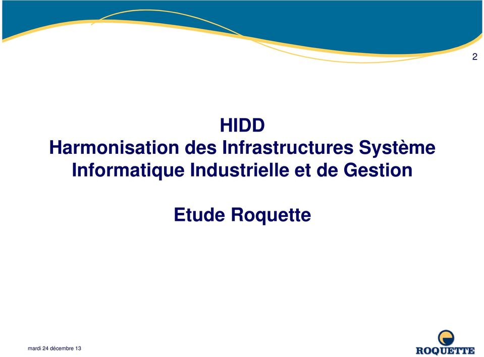 Informatique Industrielle et