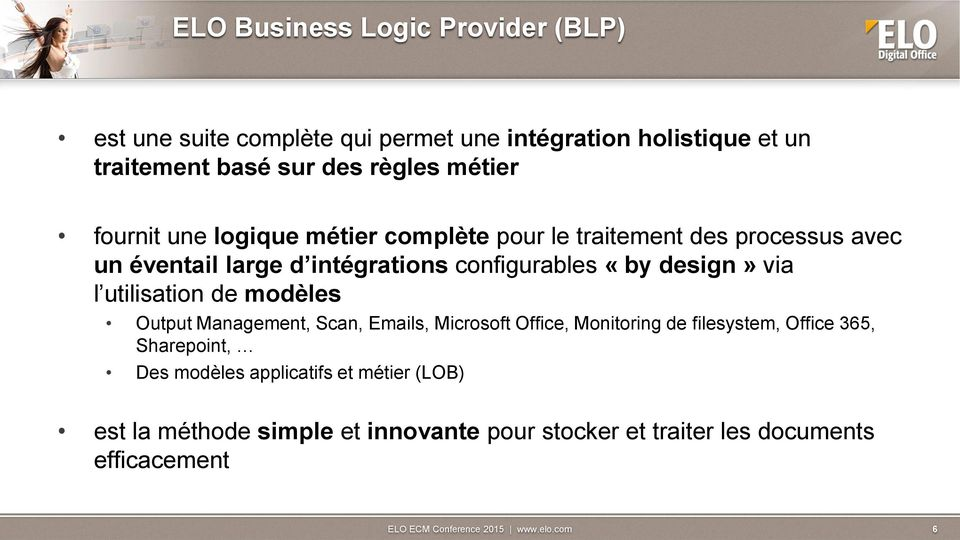 design» via l utilisation de modèles Output Management, Scan, Emails, Microsoft Office, Monitoring de filesystem, Office 365,