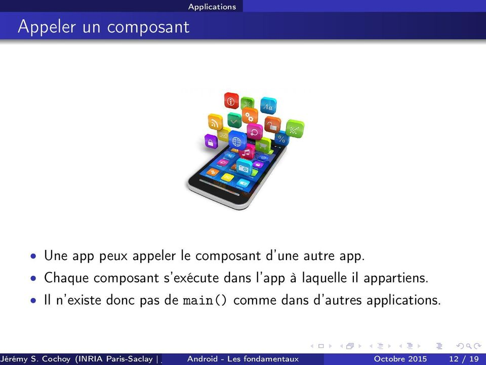 application android ouvrant doc pdf