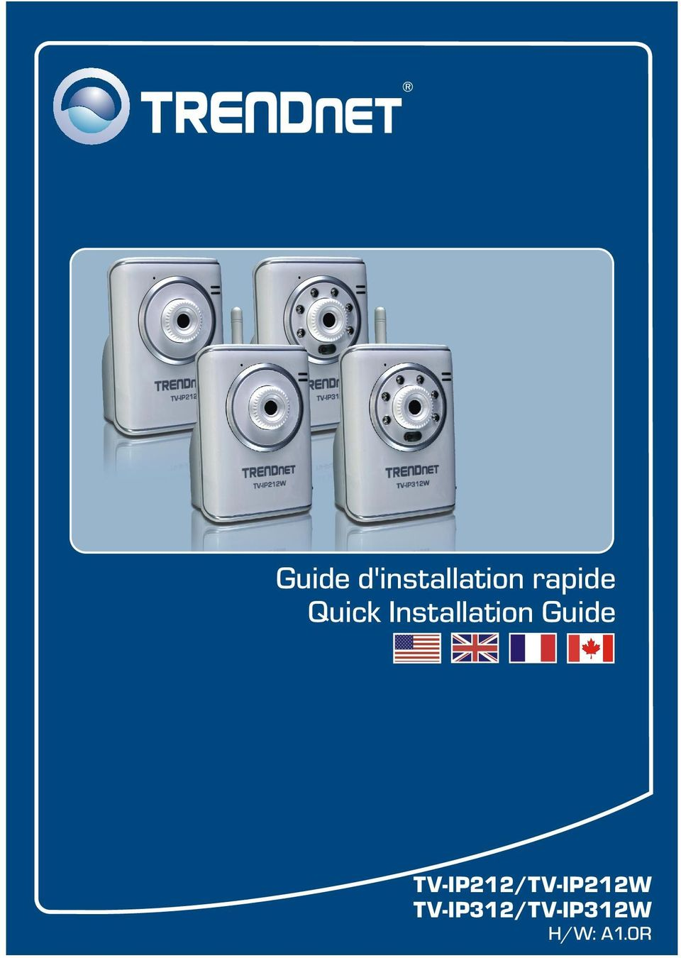 Guide TV-IP212/TV-IP212W