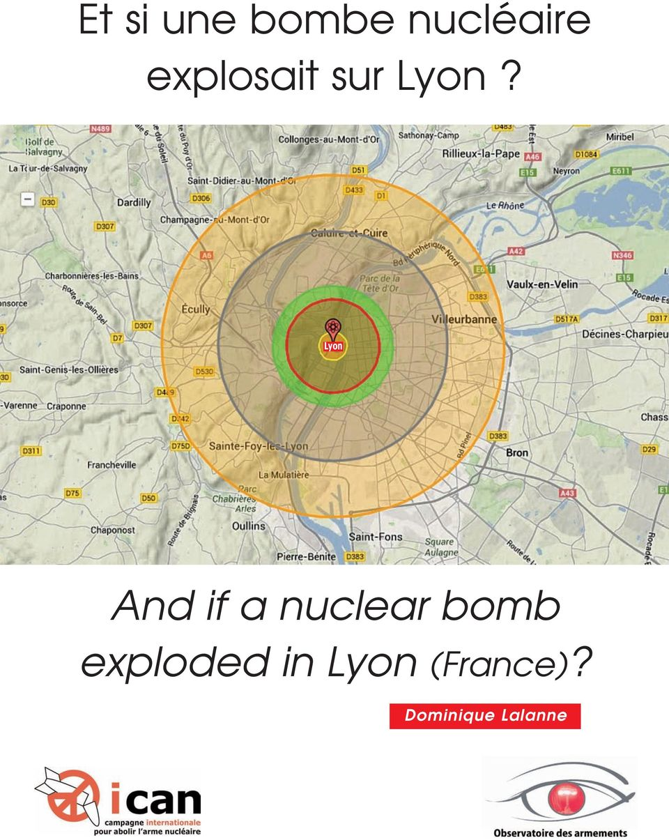 Lyon And if a nuclear bomb