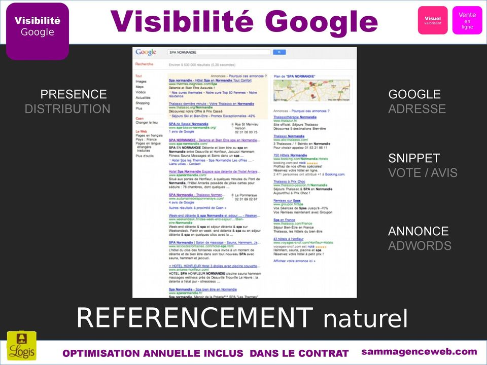 ADWORDS REFERENCEMENT naturel