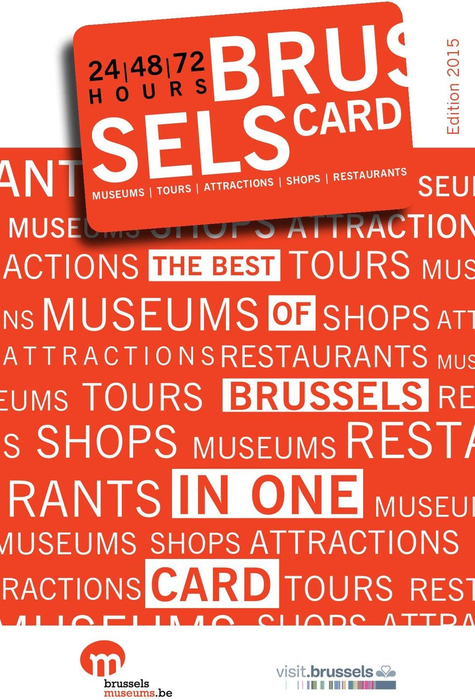 TOURS THE BEST TOURS SELS N ONE SHOPS CARD ATTRACTONS TOURS