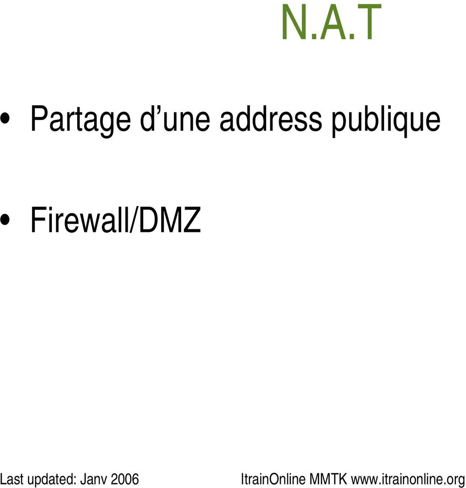 une address