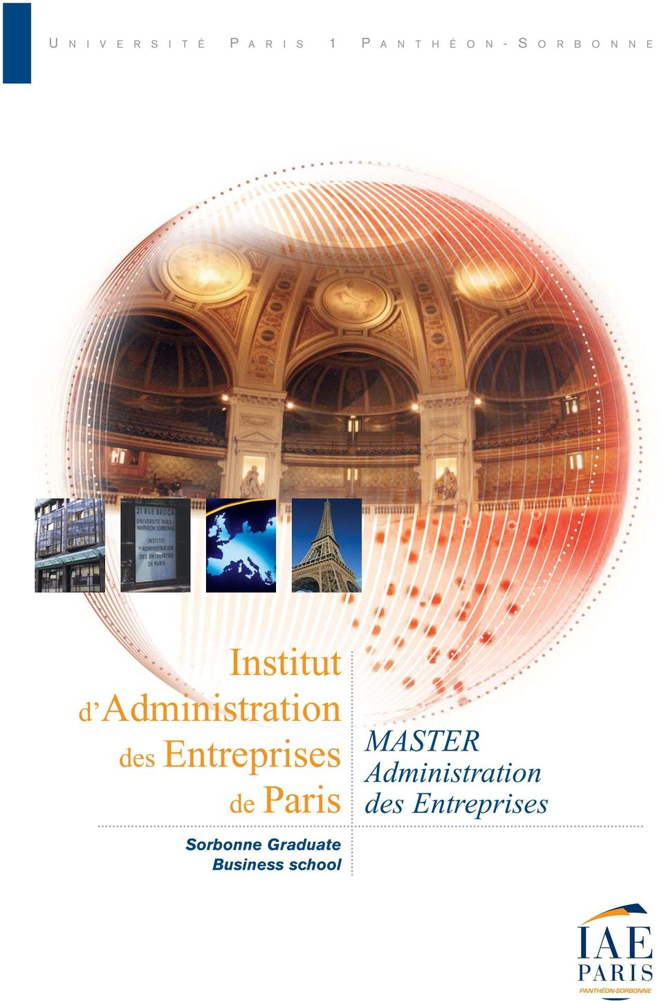 Administration de Paris MASTER