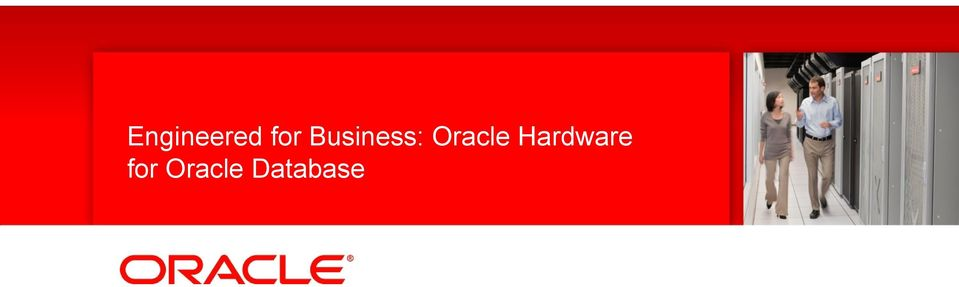 Business: Oracle