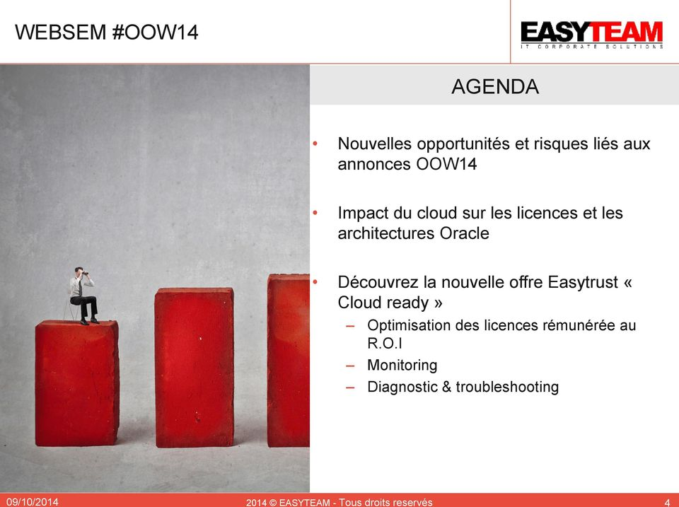 nouvelle offre Easytrust «Cloud ready» Op
