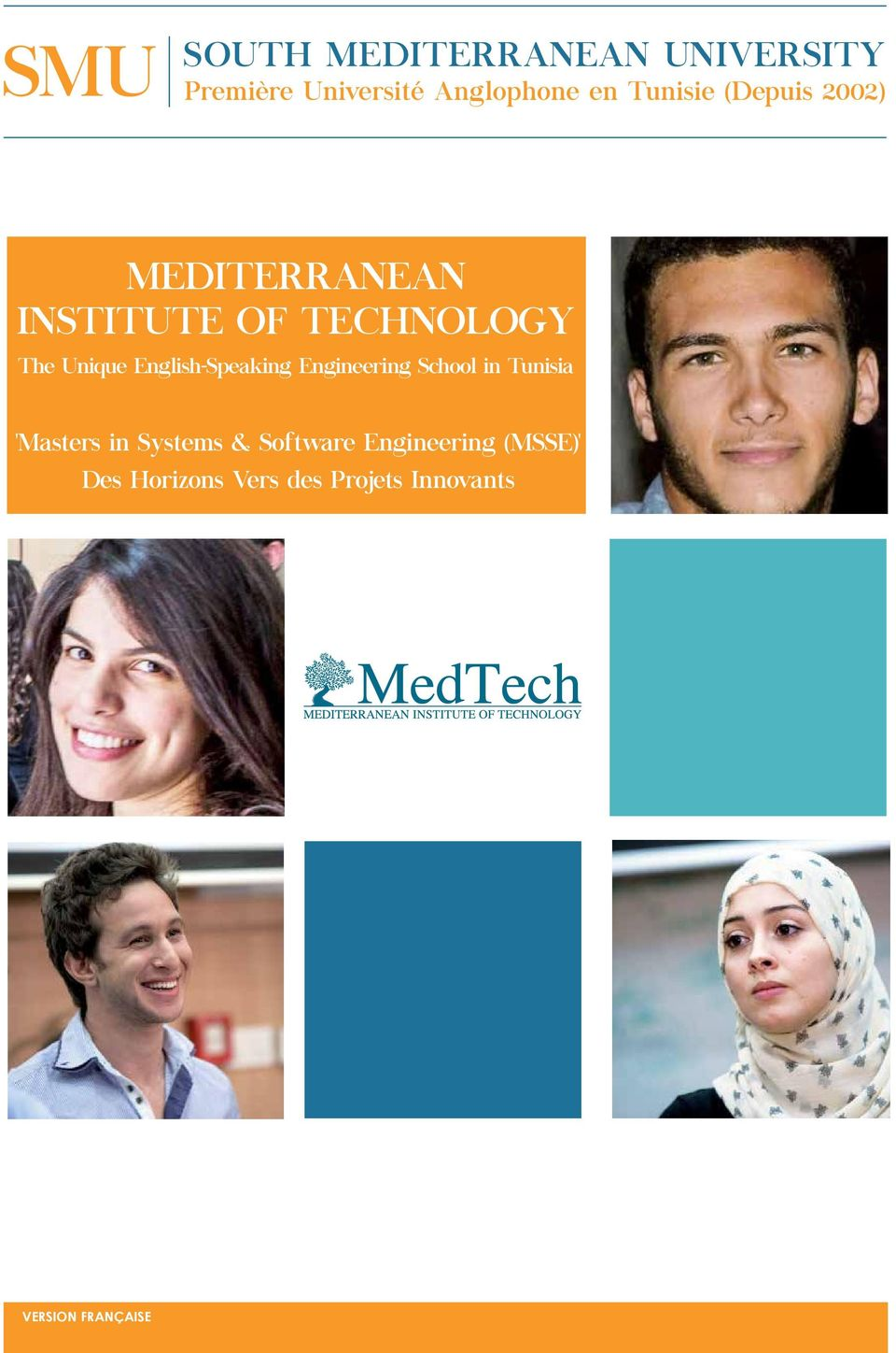 English-Speaking Engineering School in Tunisia 'Masters in Systems &