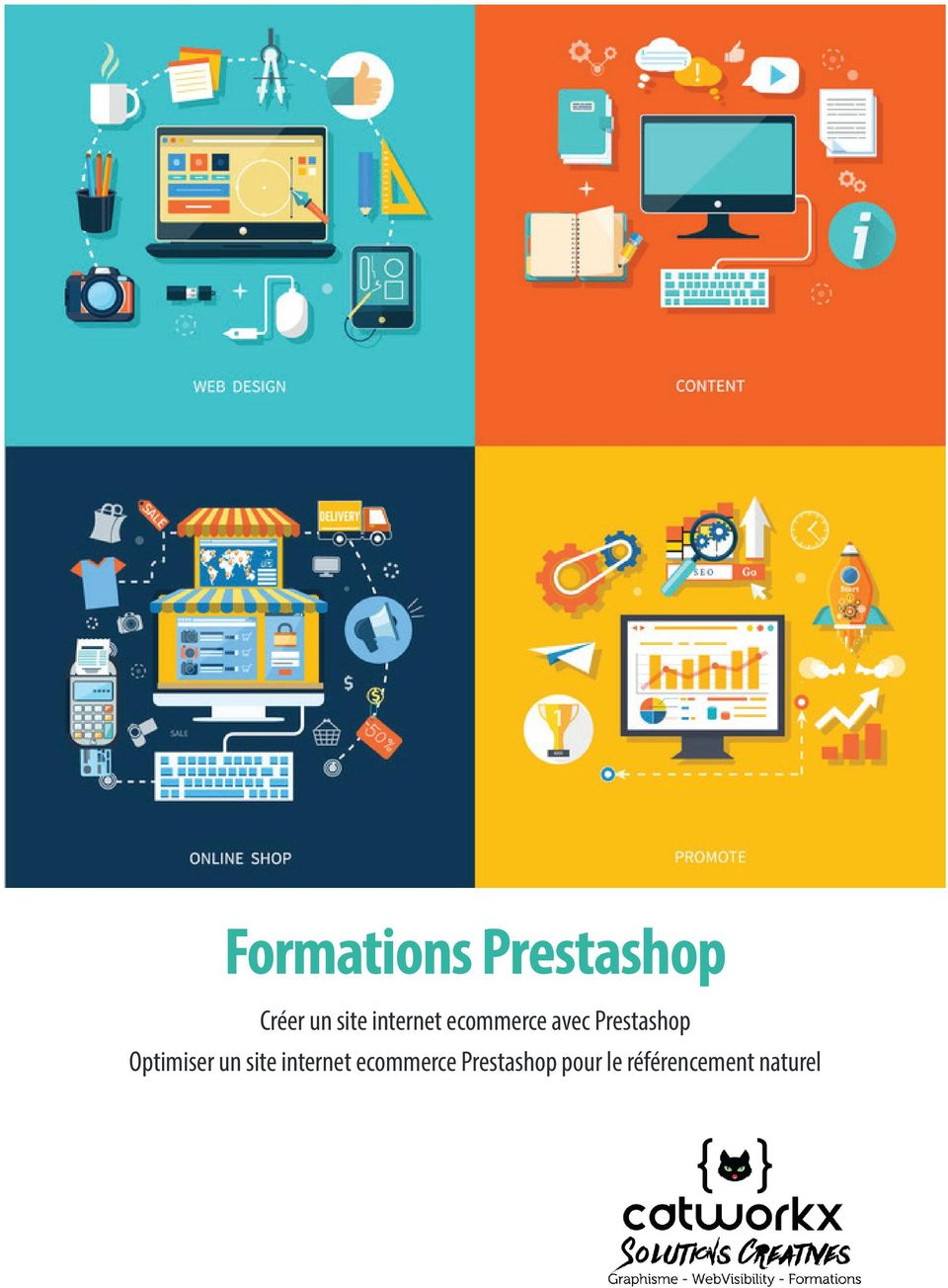 Optimiser un site internet ecommerce