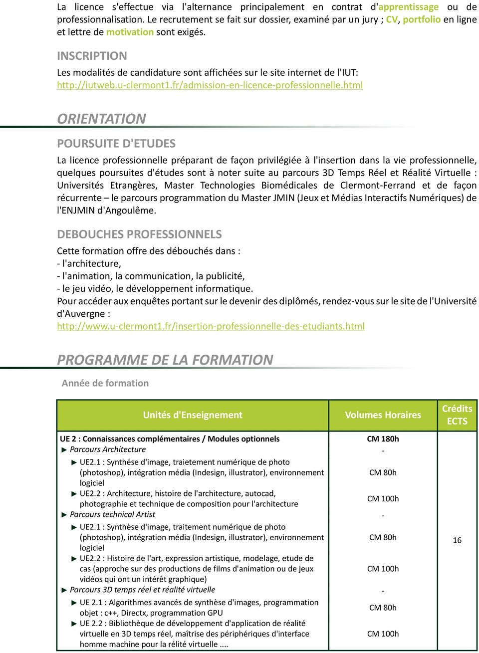 Licence Professionnelle Pdf Free Download