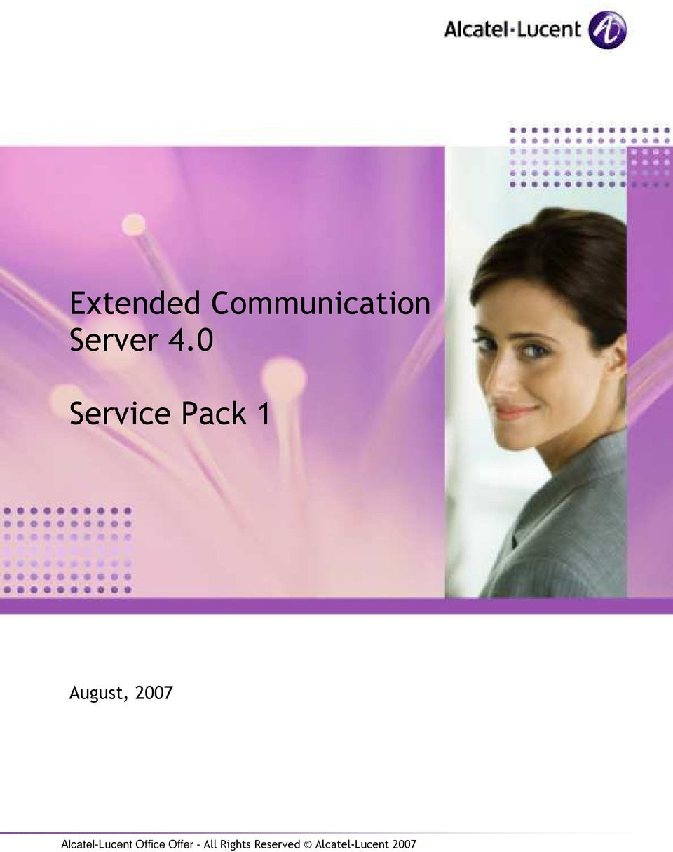 Alcatel-Lucent Office Offer -