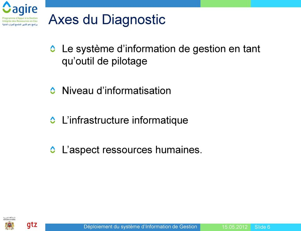 informatisation L infrastructure informatique