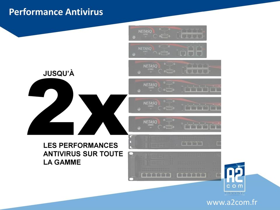 2x LES PERFORMANCES