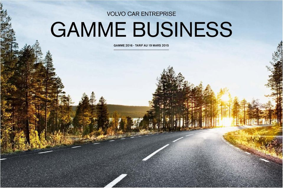 BUSINESS GAMME