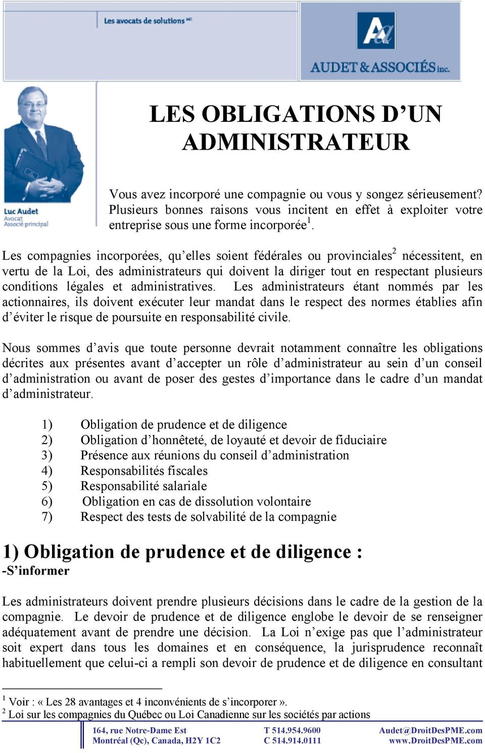 administratives.