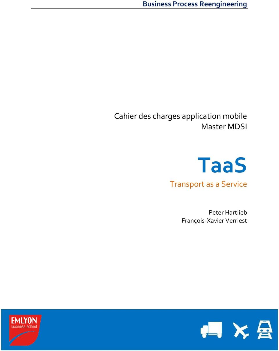 mobile Master MDSI TaaS Transport as