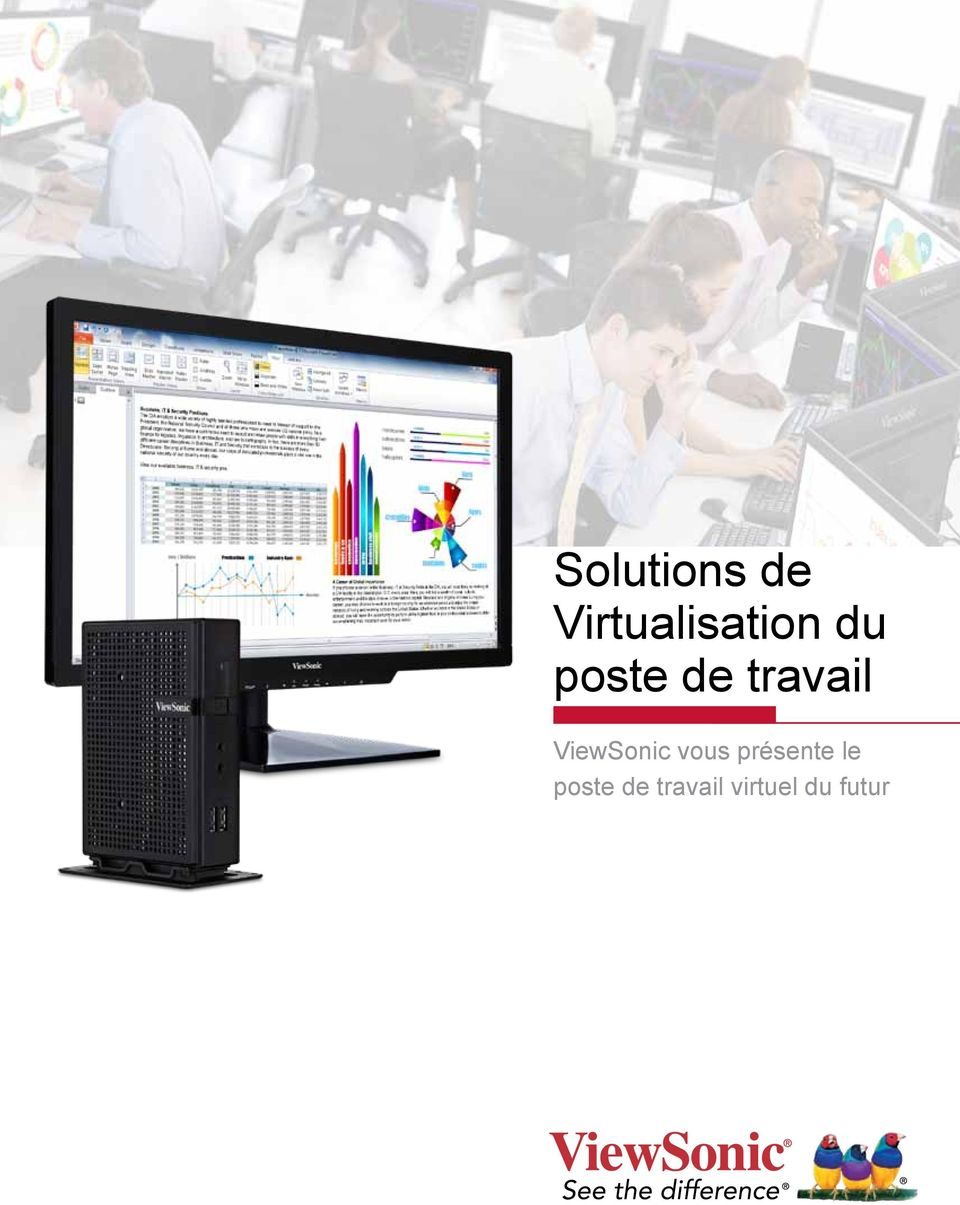 travail ViewSonic vous