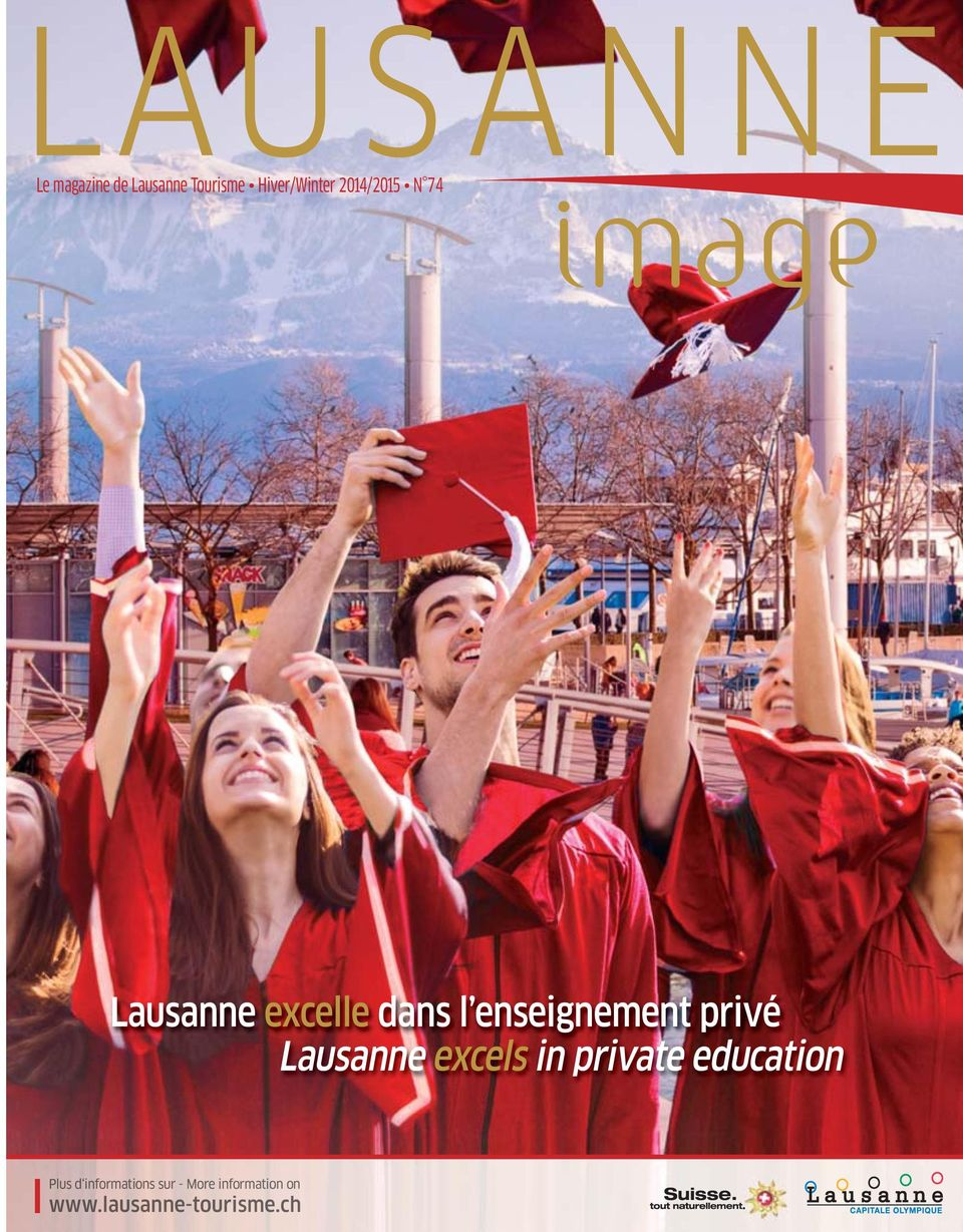 privé Lausanne excels in private education Pl us d i nf