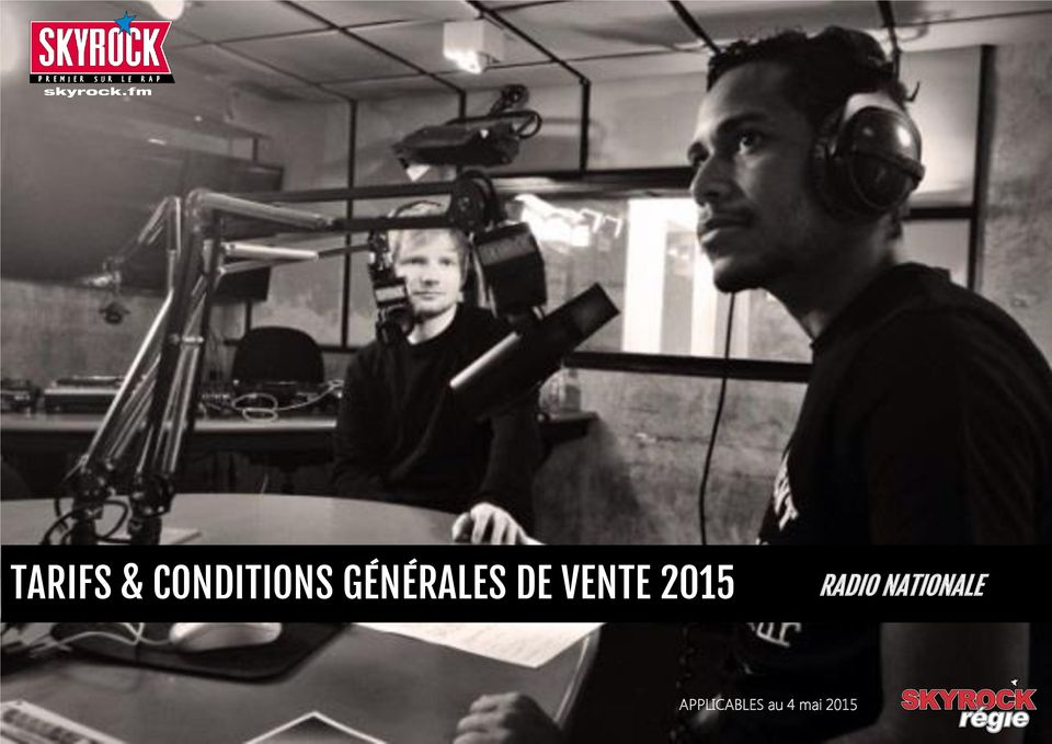 2015 RADIO NATIONALE